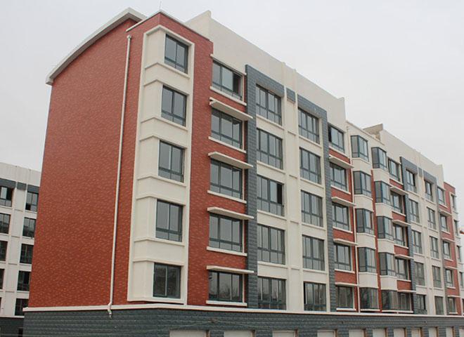 棚户区改造住宅楼